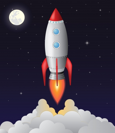 rocket launch: Launch Rocket