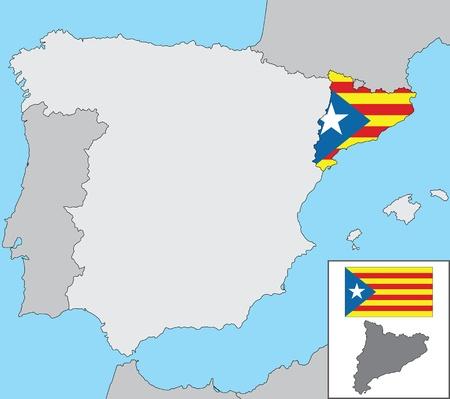 catalonia: Spain and Catalonia