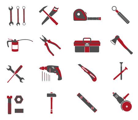 adjustable: Tools Icons Set