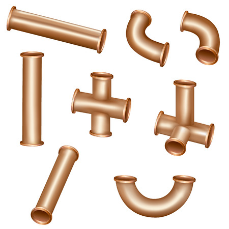 pipes: Copper Pipes