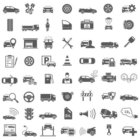 parking disk: Auto Icons