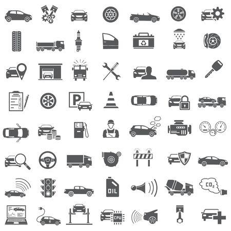 disk break: Auto Icons