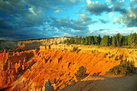 Bryce Canyon Sunrise photo