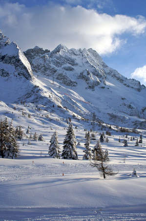 Ski Mountain, Passo Tonale photo