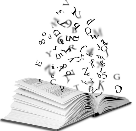 책 스톡 콘텐츠