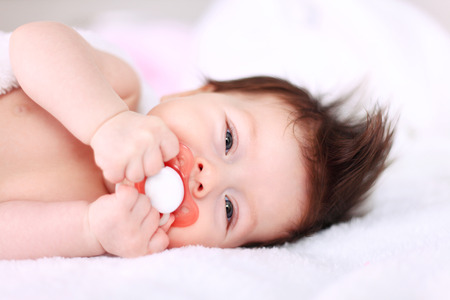sweet baby  Standard-Bild