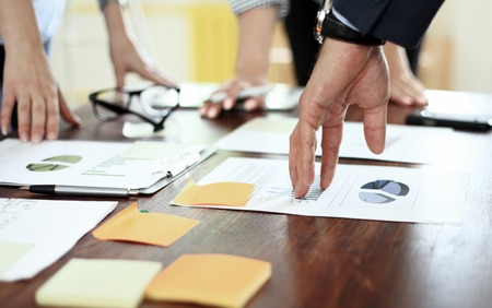 Business People Diverse Brainstorm Business Meeting Concept