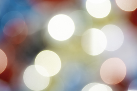 Shiny soft multicolored bokeh lights for background and wallpaper, Defocused lights, Festive unfocused backdrop. Foto de archivo - 115673989