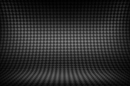 dark fiber: Carbon fiber texture backdrop Stock Photo