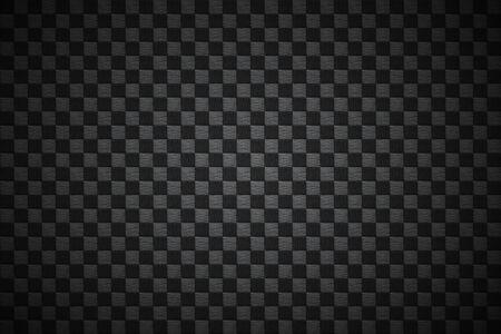 dark fiber: Carbon fiber texture background