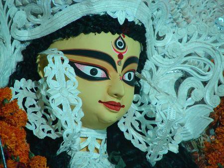 Durga the Goddess photo