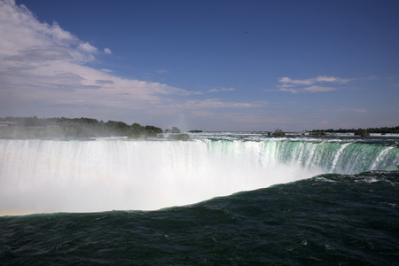 parc naturel: Niagara Falls is very big waterfall