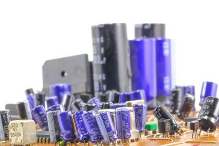 transitor: Placa de circuito, desde detalles de circuito de registros de condensadores transistor instigado