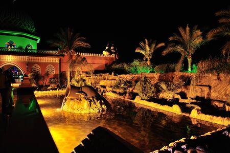 Fantasia - Alf Leila Wa Leila. Sharm el-Sheikh. Egypt.04 july 2014