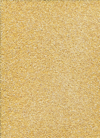 corn meal: Close up background of corn meal.