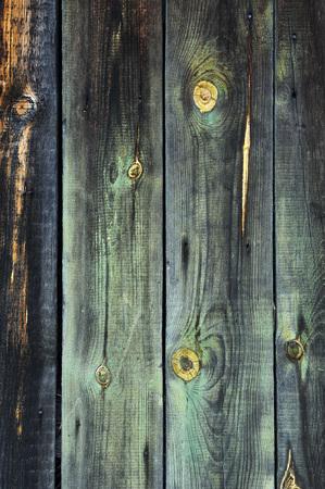 wainscot: Vintage wooden deck close up. Stock Photo