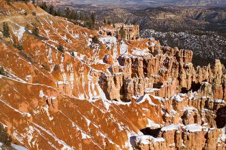 Ponderosa Point, Bryce Canyon National Park, Utah, USA photo