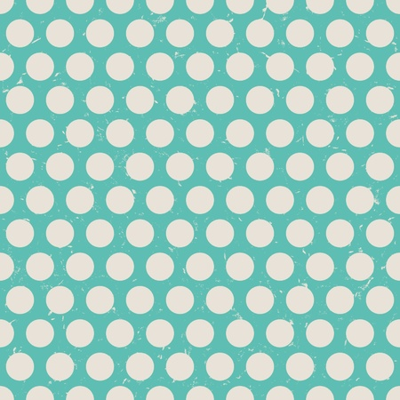 seamless dots pattern Illustration