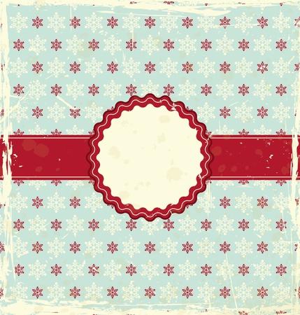 nostalgic christmas: christmas card