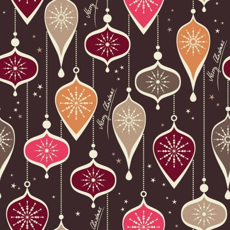 seamless christmas pattern 版權商用圖片 - 22150674