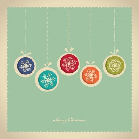 Tarjeta de Navidad Foto de archivo - 22150686