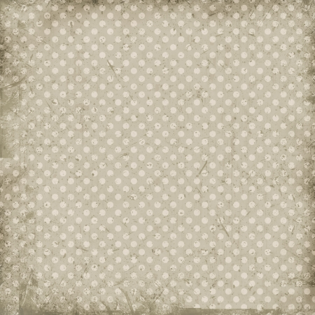 blotchy: vintage dots background