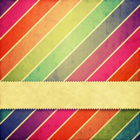 outworn: colorful background Stock Photo