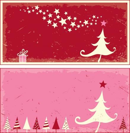 christmas cards 向量圖像