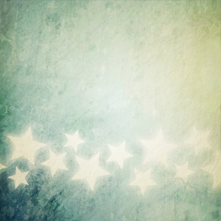 grunge stars background photo