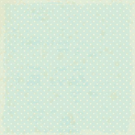 dots background: vintage dots background