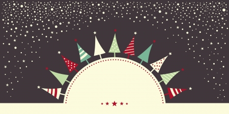 greeting card backgrounds: christmas card