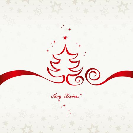 Tarjeta de Navidad Foto de archivo - 23847393