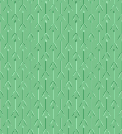 seamless pattern with firs Vector