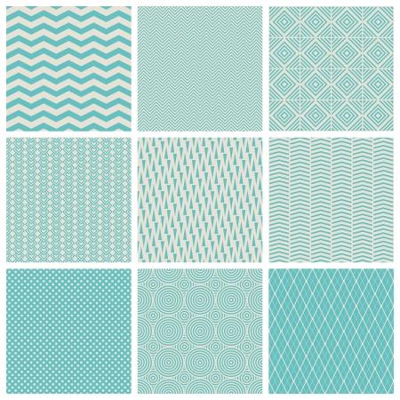 seamless patterns Illustration