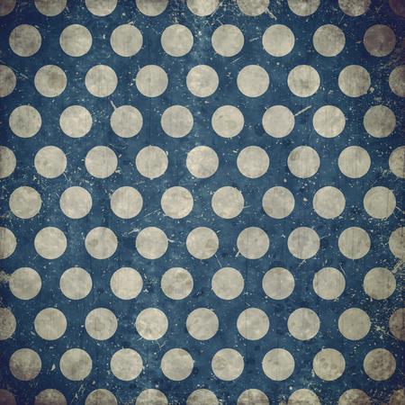 outworn: vintage dots background