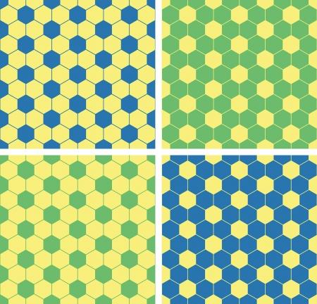 seamless soccer pattern