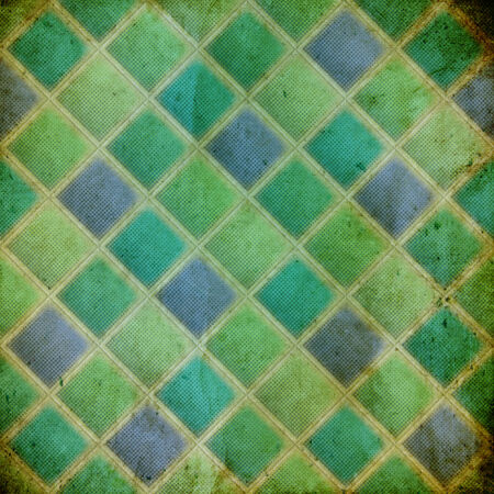 outworn: grunge background with pattern Stock Photo
