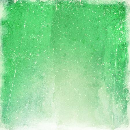 outworn: green grunge background