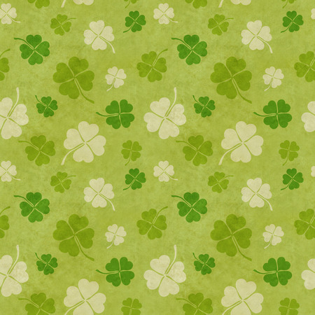 seamless clover patterns photo