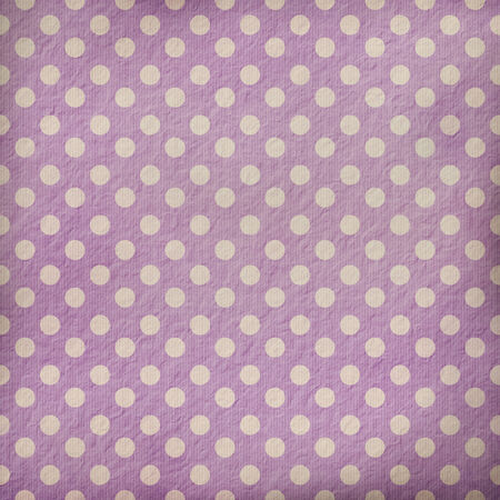blotchy: purple grunge background with dots