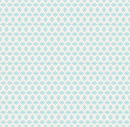 seamless vintage winter pattern Vector