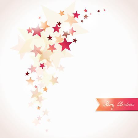 christmas stars Ilustracja