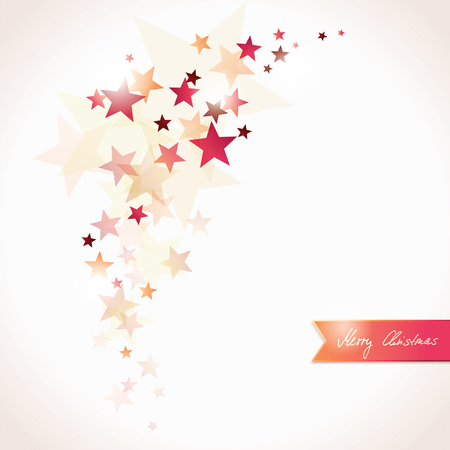 christmas stars Illustration