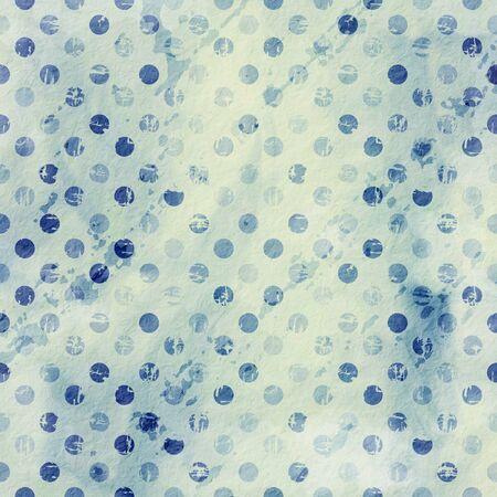 blotchy: grunge dots background