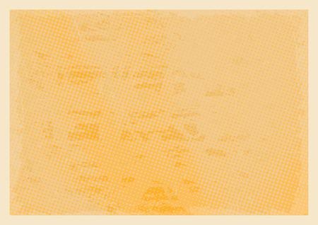 yellowed: template grunge background Illustration