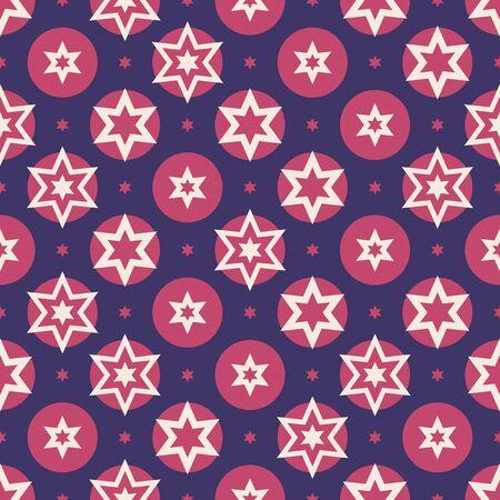christmas eve: Seamless christmas pattern