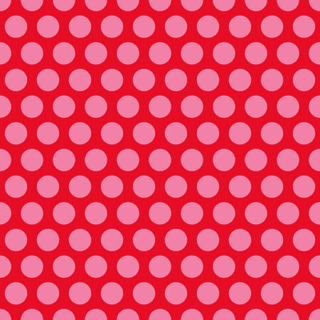 dots pattern: seamless dots pattern Illustration