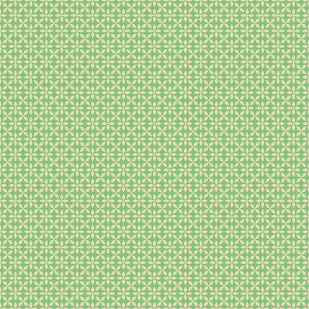 decorative design: seamless vintage pattern Illustration