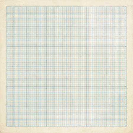 vintage paper: vintage graph paper