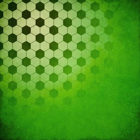 blotchy: soccer background Stock Photo